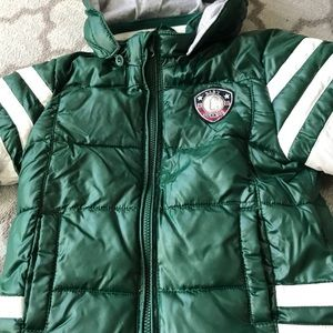 d24abc6c8 Baby's puffer Coat Melby Brand purchased in Italy